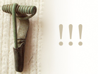Поиск с металлоискателем - не спеши