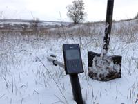 Аспекты зимнего поиска с металлоискателем