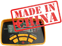 Китайский Garrett Euro ACE (ACE 350) подделка