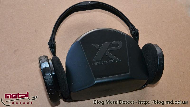 Наушники XP WS4 на XP Deus