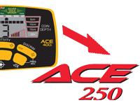 vpihnut-garrett-ace-400i-v-korpus-ace-250-logo